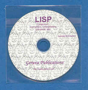 LISP Interpreters compilers libraries, Programmer Tools