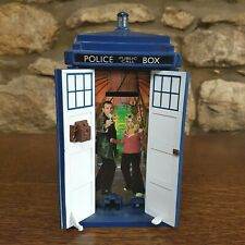 More details for doctor who electronic money box tardis lights sounds 9th dr fully working 19cm