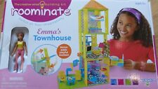 Emma's Townhouse Roominate Wired Building Kit STEM Build Design Wire 2678