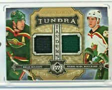 2006-07 Artifacts Tundra T. Gold Dual Brian Rolston/Pierre-Marc Bouchard /10