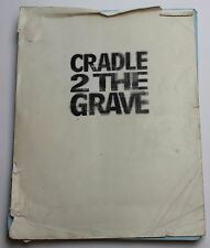 Cradle 2 the Grave * 2002 Movie Script Screenplay * Jet Li & DMX, Action Film