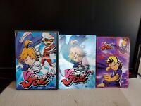 VIEWTIFUL JOE- DVD- VOLUME 2- GENEON- PENCIL BOARD-STICKERS MINT DISC