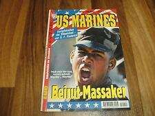 US MARINES  # 3 -- BEIRUT-MASSAKER / Kampfeinsätze der Eliteeinheit