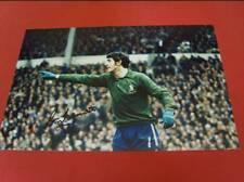 Peter Bonnetti Chelsea FC Legend signed photo COA EPS