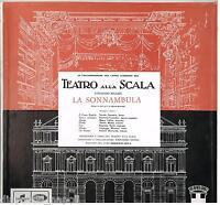 Bellini: La Sonnambula / Votto, Callas, Erzgebirge, Cossotto, Ratten - LP Emi