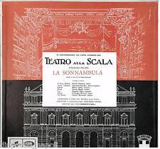 Bellini: La Sonnambula / Votto, Callas, Monti, Cossotto, Ratti - LP Emi Columbia