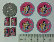 Dollhouse Miniature Plates Cups Princess Birthday Party 1:12 H24 Dollys Gallery