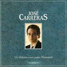 JOSE CARRERAS : DIE COLLECTION SEINER GROSSEN MEISTERWERKE / 2 CD-SET