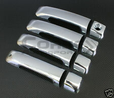 2007-2013 Toyota Tundra CrewMax Chrome Door Handle Cover