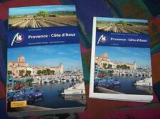 PROVENCE & COTE D'AZUR - Avignon Nizza Camargue Luberon # MICHAEL MÜLLER Verlag