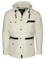 Men's ETO EJK293 Hooded White Designer Jackets Coats All Sizes S to XXL