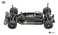 Tamiya 1:10 RC TT-02-Chassis, montiert, First Try On-Road 57986
