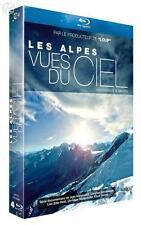 Coffret 4 Blu Ray Les Alpes Vues du Ciel NEUF sous cellophane