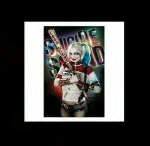Suicide Squad - Harley Quinn Poster - Good Night - 22x34 - RP15041 - Sealed!