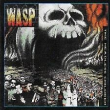 W.A.S.P.  The Headless Children Remastered 2 Extra Tracks DIGIPAK CD NEW