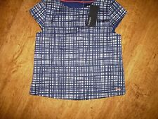 BNWT M&S AUTOGRAPH GIRLS TOP AGED 7-8 YEARS
