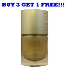 L'Oreal Resist & Shine Titanium Nail Polish 739 Bronze Sparkle