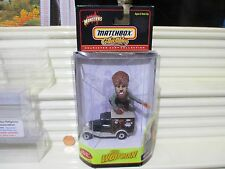 Matchbox Collectibles 2000 The Wolfman Character MB38 Model A Ford Van Mint Boxd