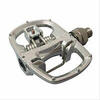 MKS (Mikashima) pedal Urban Step-in A Ezy Superior silver