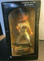 NEW Forever Collectibles Tom Glavine New York Mets bobblehead #'d/5000 NOS HOF