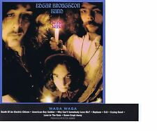 Edgar Broughton Band: Wasa Wasa Das Debutalbum, von 1969! Acht Songs! Neue CD!