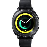 Samsung Galaxy Gear Sport 44.6mm SM-R600 WIFI Bluetooth Smartwatch Black