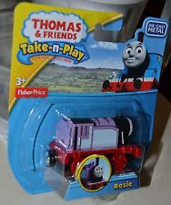 Thomas and Friends Take n Play ROSIE Portable NEW