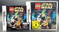 Spiel: LEGO STAR WARS KOMPLETTE SAGA Nintendo DS + Lite + Dsi + XL + 3DS + 2DS