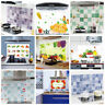 Kitchen Oilproof Removable Cute Wall Stickers Mural Art Decor Home Decal DIY