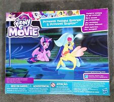 My Little Pony Movie Princess Skystar & Princess Twilight Sparkle MLP