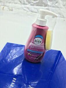 VEET In Shower Botanic Inspirations Legs - Body Hair Removal Cream 13.5 oz