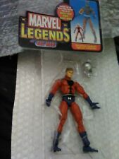 "Marvel Legends / ToyBiz (2004) ANT-MAN 6"" Action Figure NRFP w/ Header Card RARE"