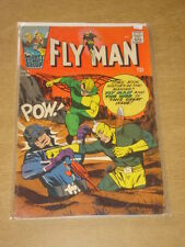 FLY MAN #38 VG (4.0) ARCHIE SERIES MIGHTY COMICS JULY 1966
