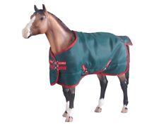 Breyer New * Rambo Blanket * 3828 Green 1:9 Accessory Traditional Model Horse