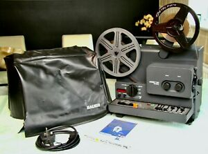 BAUER T520  DUOPLAY SUPER 8 SOUND PROJECTOR