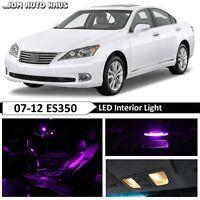 Reverse LED for Lexus ES 300 Blue LED Interior 15 pcs License plate+Vanity