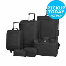 Unbranded Upright (2) Wheels Suitcases