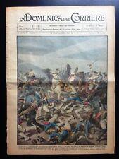 La Domenica del Corriere 18 dicembre 1932 Germania Scozia Neuhoff