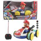 Creative Super Mario Bros Remote Control Car 1:6 Scale Model Toys Xmas Gift New