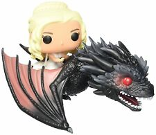 Funko POP Rides Game of Thrones - Dragon  Daenerys Action Figure # 15