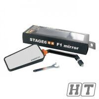 Stage6 Roller Spiegel F1 m8 links carbon MBK Booster Spirit 50 Yamaha BWS b