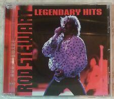 RARE! LEGENDARY HITS by ROD STEWART (CD, 1997 - USA - PolyGram/Rebound) Like New