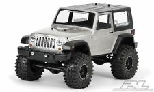 Proline 2009 Jeep Wrangler Clear Body For 1:10 Scale Crawlers - Pro332200