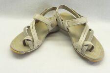 4f2d3523d719 Merrell Freesia Beige Tan Sport Comfort Sandals Womens US 6 EU 37