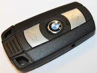 BMW 1,3,5 SERIES X5 E60 E90 E70 3 BUTTON REMOTE KEY FOB 868mhz NEW BLADE SIEMENS