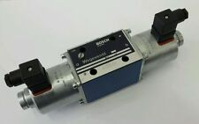 Bosch Wegeventil Hydraulikventil hydraulic solenoid valve 24VDC 315BAR 60606.1
