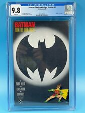 Batman: The Dark Knight Returns #3 CGC 9.8 1986