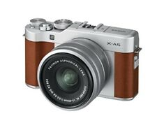 2018 NEW FUJIFILM mirrorless single-lens X-A5 lens kit Brown X-A5LK-BW F/S