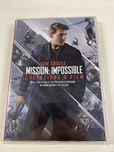 Mission Impossible Collection (6 Dvd) PARAMOUNT