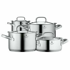 WMF Topf-Set 4-teilig Gourmet Plus Made in Germany induktionsgeeignet